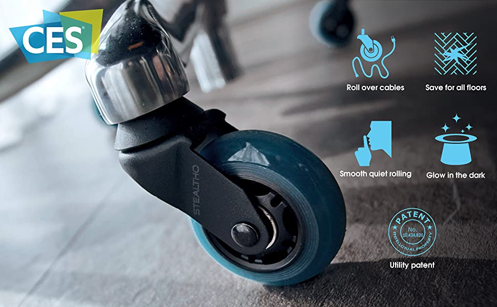 wheels casters