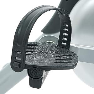 reach air bike pedal with strap