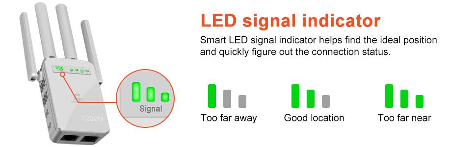 LED signal indicator