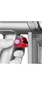 Trigger Lock Compatible with Dyson V8 V7 Vacuum Cleaner
