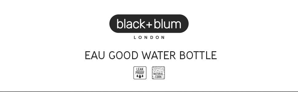 eau good charcoal filter water bottle