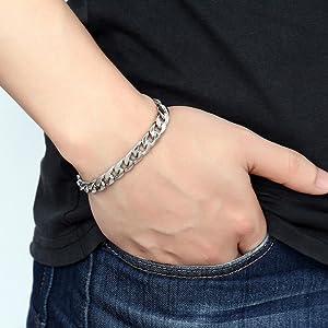 curb chain link clothing decor