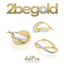Orecchini in oro argento donna gioielli