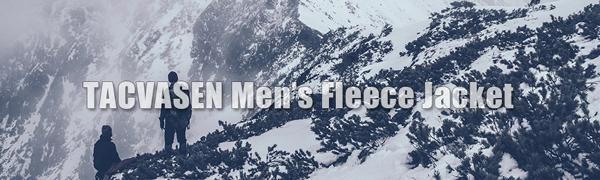 mens fleece jacket hiking tactical jacket