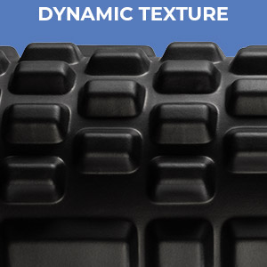 NextRoller 3 Speed Vibrating Foam Roller High Intensity Vibration for Recovery Mobility Pliability