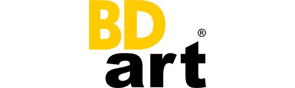 bd art firmenlogo, hersteller von spiegeln und bilderrahmen, bd art rahmen, bilderrahmen, 3d shadow