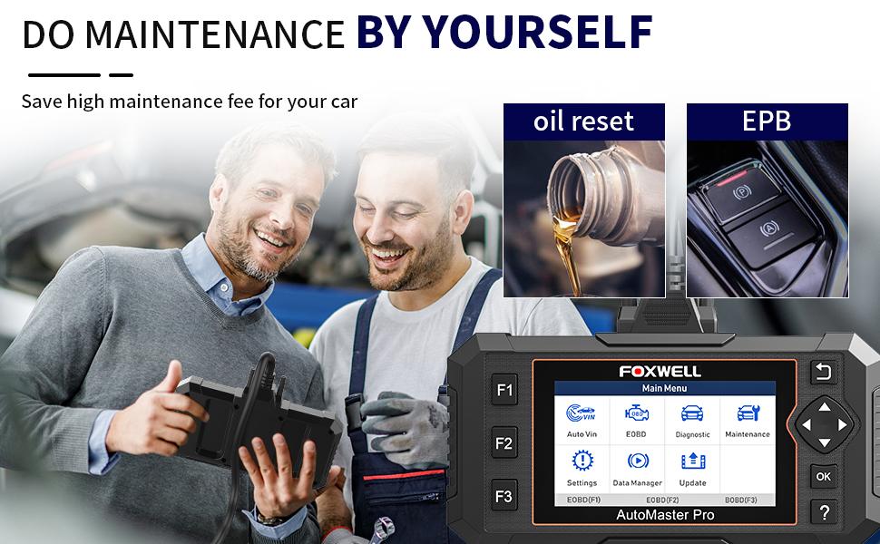 foxwell car scanner