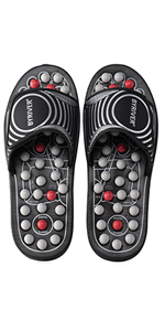 Spring Massage Slippers