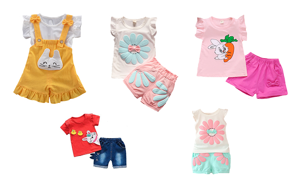 summer clothes for toddler girls 3t