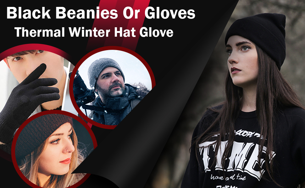Beanies Or Gloves