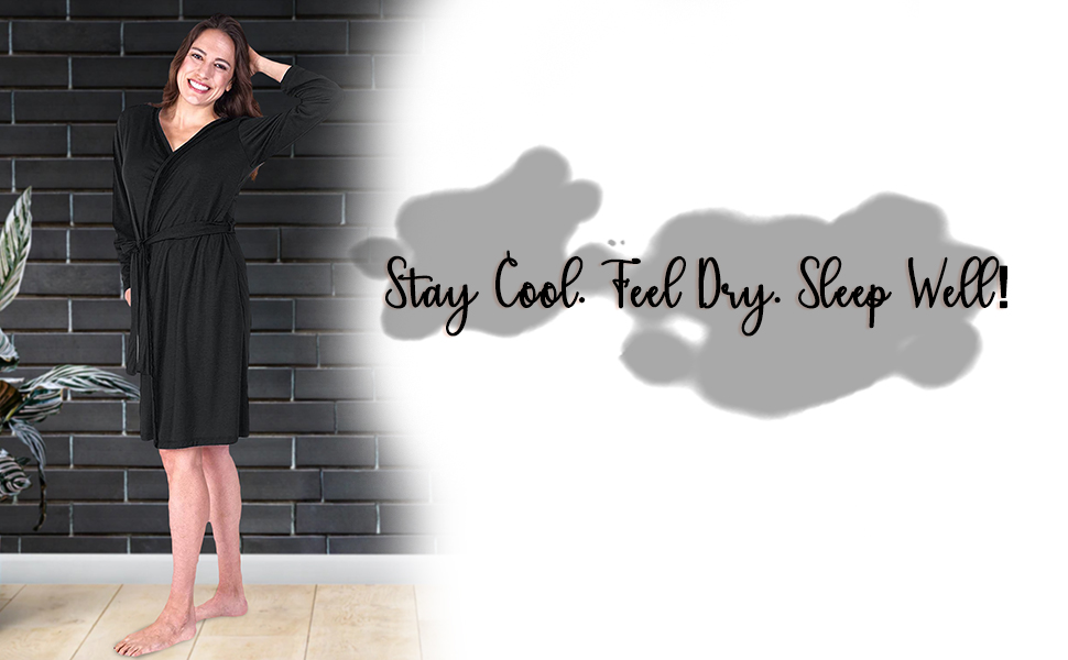 cool robe, best robe, comfortable robe, lightweight loungewear, travel robe