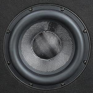 Emphaser EBR-M10DX Woofer im Bassreflexgehäuse