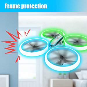 drone full protection