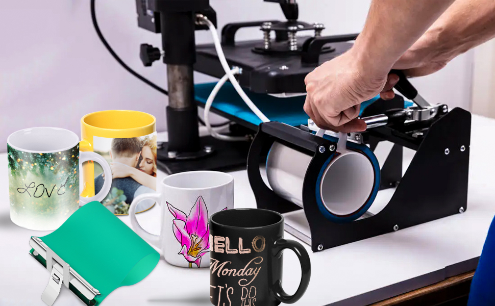 Heat Press Mug Cup