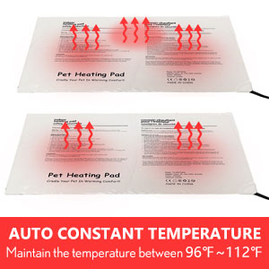 heating pad dog