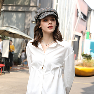 paperboy hat for women