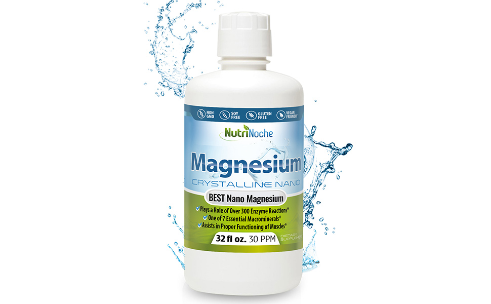 nutrinoche magnesium supplement