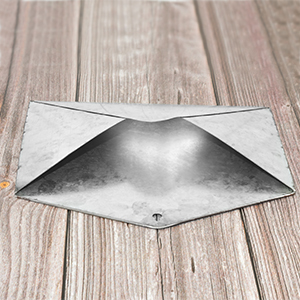 mail holder for wall