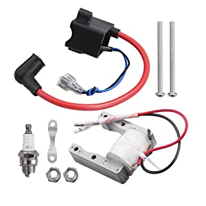 magneto coil and CDI ignition coil