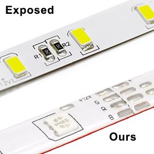 starstrips RGB 5050 LED strip light color changing 12V power rope light for bedroom decor