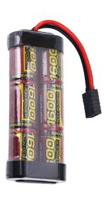 7.2 traxxas battery