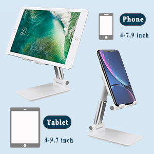 iPhone stand dock cradle phone holder support desk stand