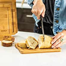 Bamboo Is An Excellent Material For Cutting Boards