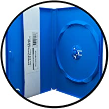 blue dvd case