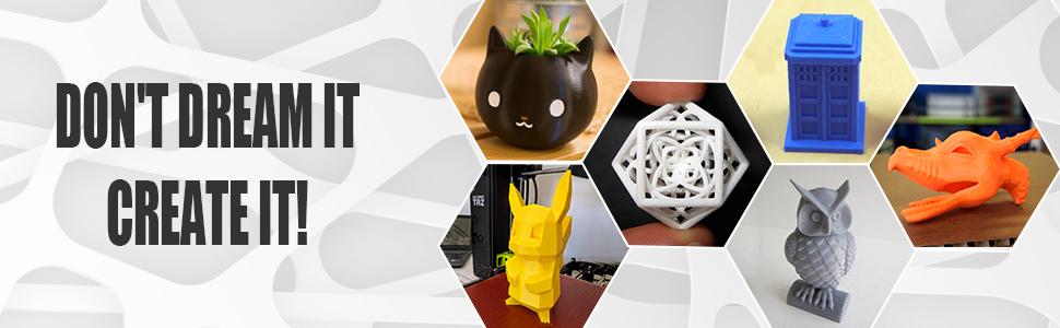 petg 3d printer filament 1.75mm