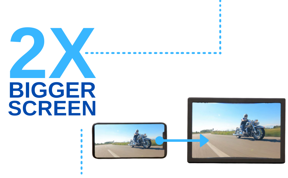 3d amplifier for smartphones iphone magnifier 3d screen magnifier phone screen bigger