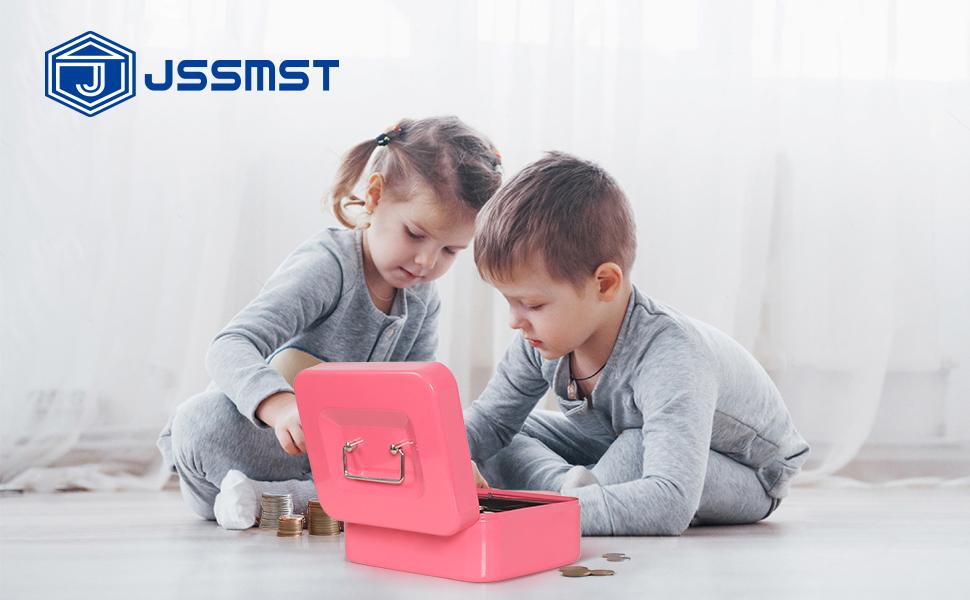 cash box pink