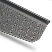 Details of Door Sill Plate Protectors for Jeep Wrangler JL