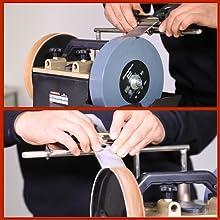 Bucktool | Electric Wet Sharpener Power Tools