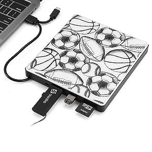 USB 2.0 External CD//DVD Drive for Compaq presario v3708au