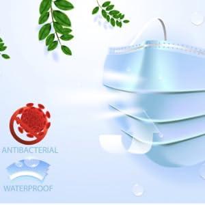 waterproof antibacterial