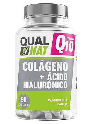Colageno Ácido Hialurónico + Coencima Q10 | Vitamina C | Colágeno ...