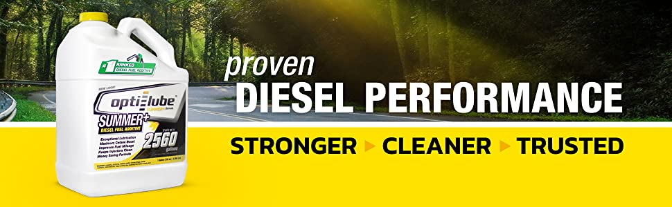 Proven Diesel Performance