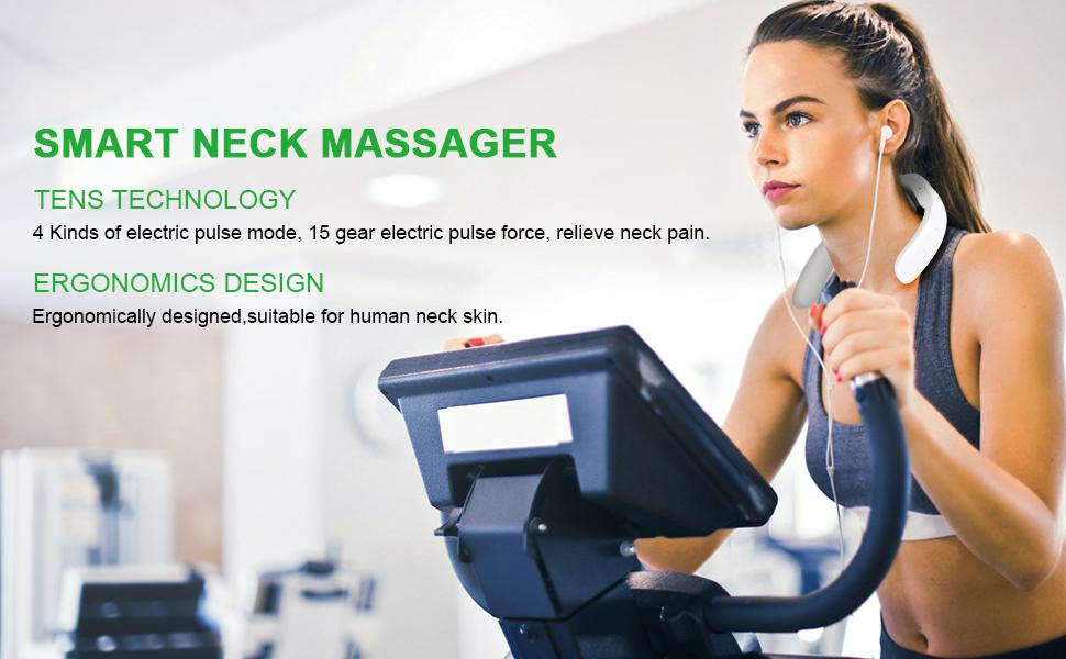 smart neck massager