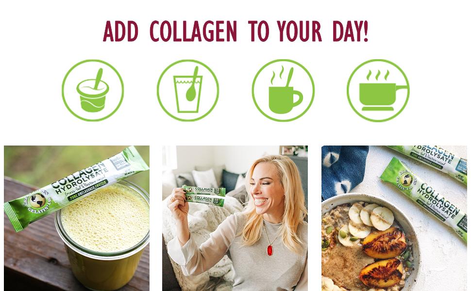 collagen powder peptides supplements protein hydrolysate hydrolyzed keto paleo kosher unflavored