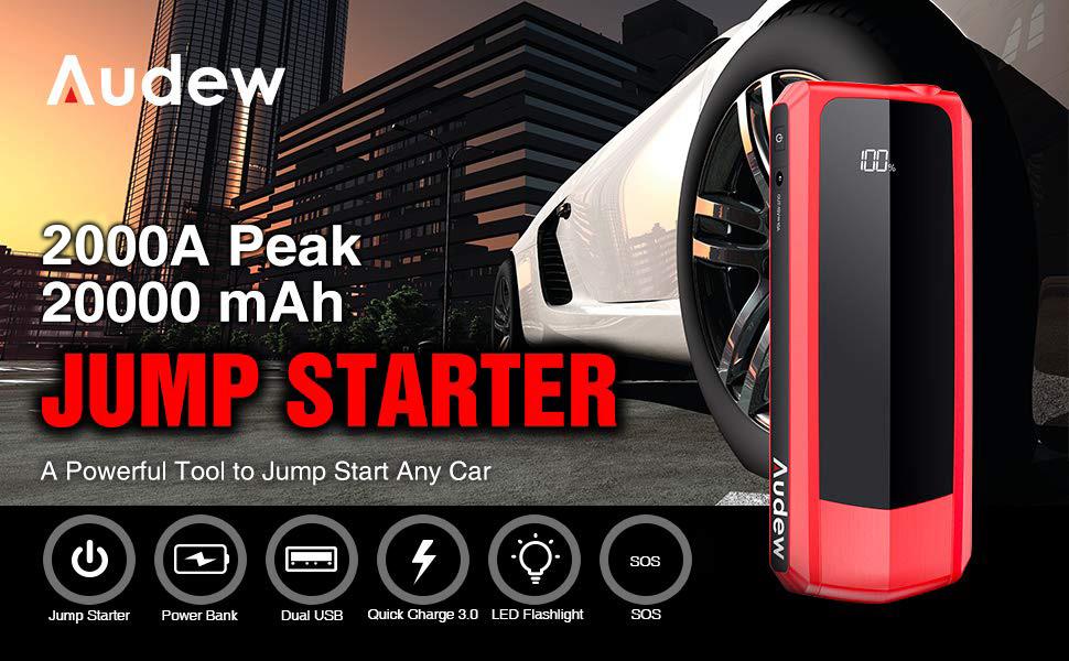 Car Jump Starters