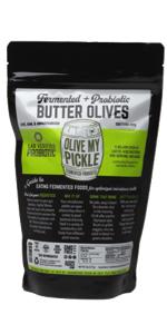butter olives