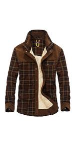 Sherpa Lined Shirt