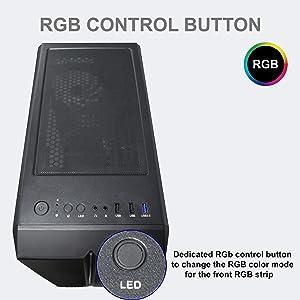 RGB CONTROL BUTTON
