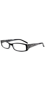 in style eyes high magnification super strength readers reading glasses