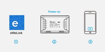 eWeLink APP Pairing Instruction