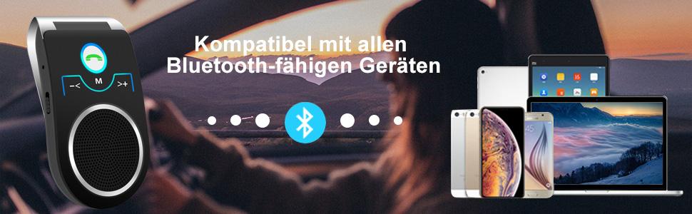 breite kompatibilität, iphone, ipad, etc.