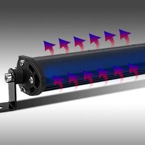 single row led light bars