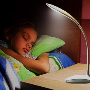 HyAidertech Bureau LED Tricolore se /énerg/étique A++ Blanc Lampe de Lecture cou de Cygne Classe /énerg/étique A++ Lampe de Bureau /à LED Commande Tactile R/églable en Hauteur /à 3 Niveaux