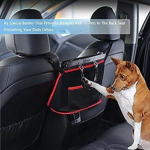 car net pocket organizer purse car holder front seat