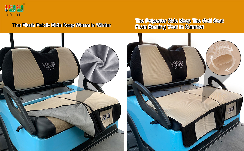 warmer seat cover